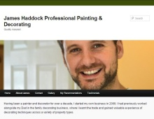 James Haddock Professional Painting & Decorating